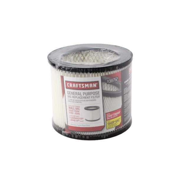Picture of Craftsman 38752 Wall Vac Filter