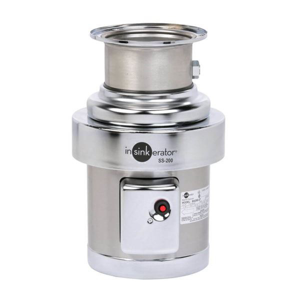 Picture of InSinkErator SS200-1PH 2HP Commercial Garbage Disposer